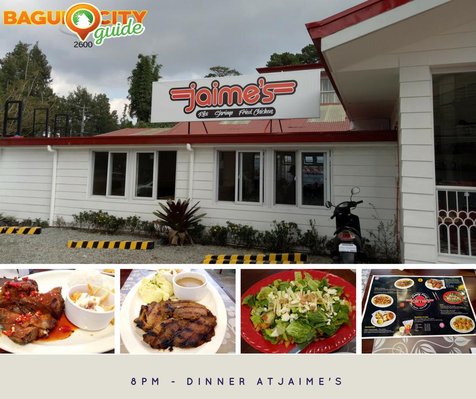 Baguio-Itinerary-Jamies-Restaurant