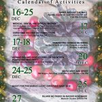 Christmas in Baguio 2018 Calendar of Activities - Baguio City Guide